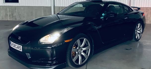 NightRUN ve voze Nissan GT-R