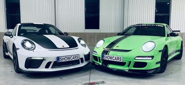 Porsche (991.2) vs Porsche (997.2)