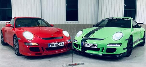 Porsche (997.1) vs Porsche (997.2)