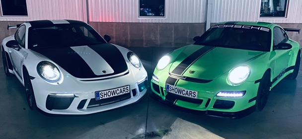 NightRUN -Porsche (991.2) vs Porsche (997.2)