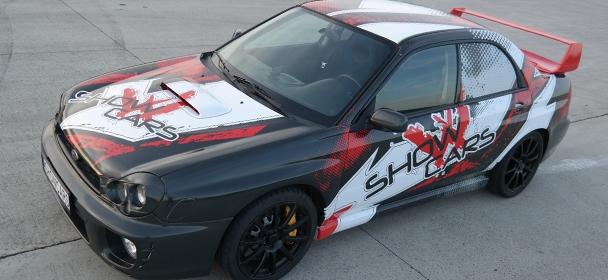 Rallye Challenge v Subaru Impreza WRX STI - staň se řidičem rallye káry
