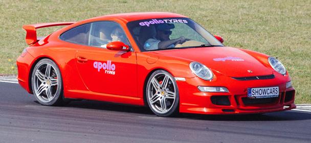 Okruh Brno Porsche 911 GT3